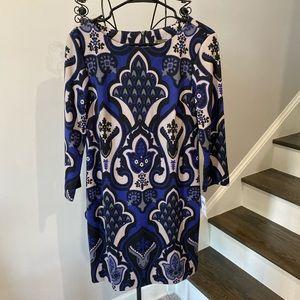 NEW Taylor Long Sleeve Dress Size 8